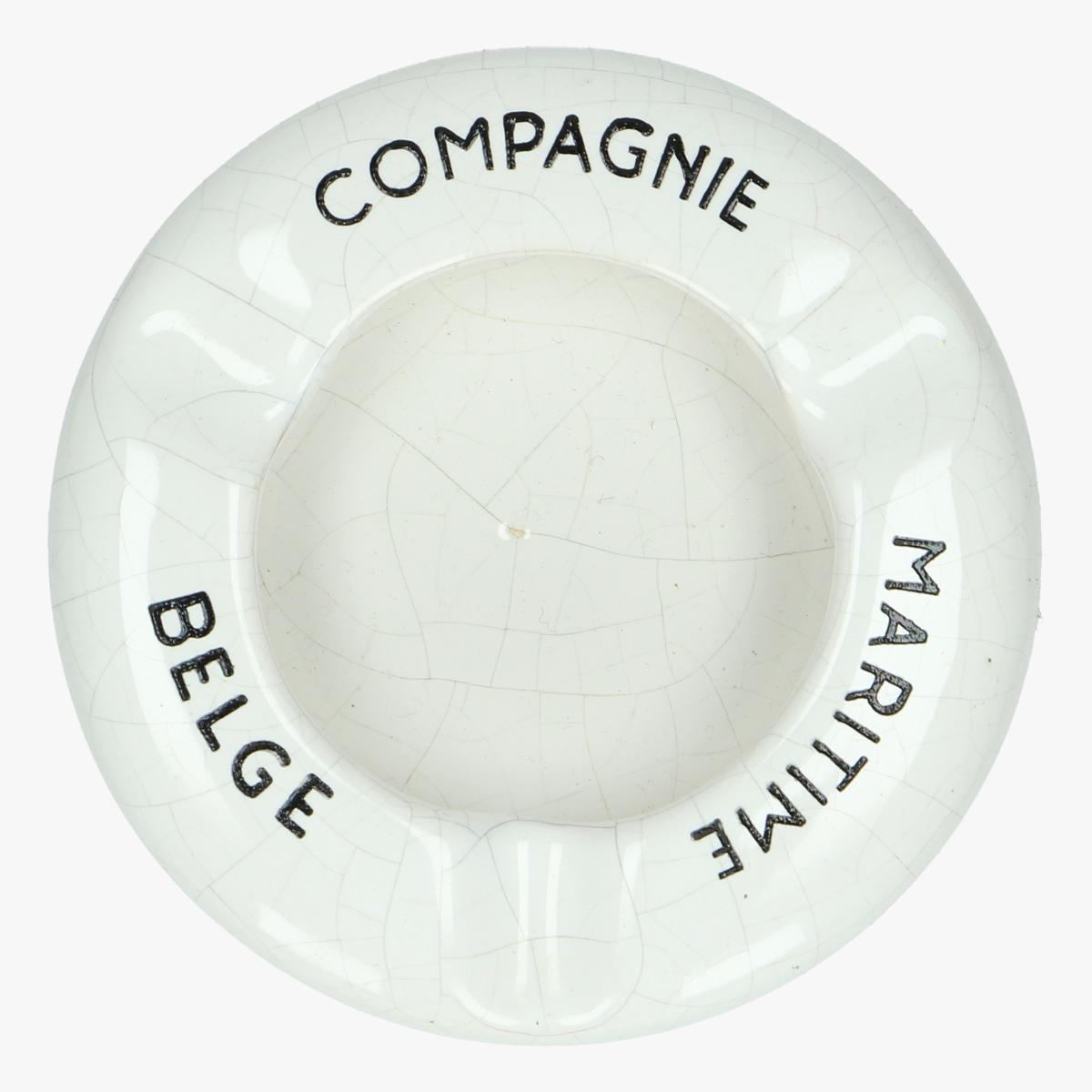 Afbeeldingen van asbak compagnie maritime belge