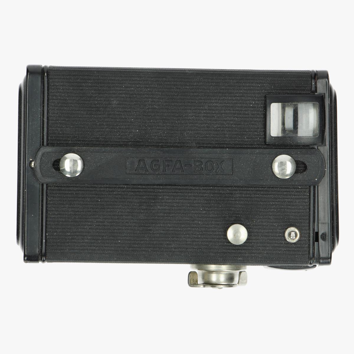 Afbeeldingen van fotocamera AGFA SYNCHRO BOX MADE IN GERMANY