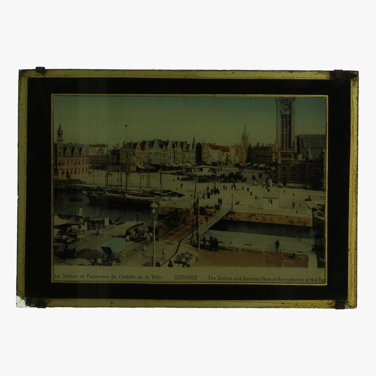 Afbeeldingen van Oostende 2 oude kaders