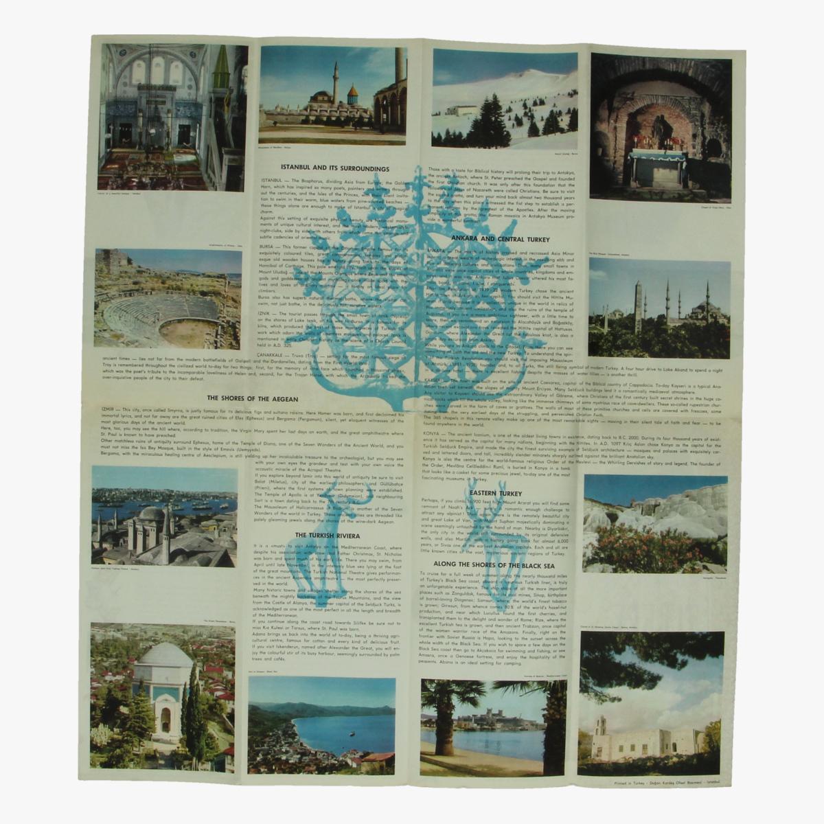 Afbeeldingen van expo 58 folder turkey broadcasting & tourism