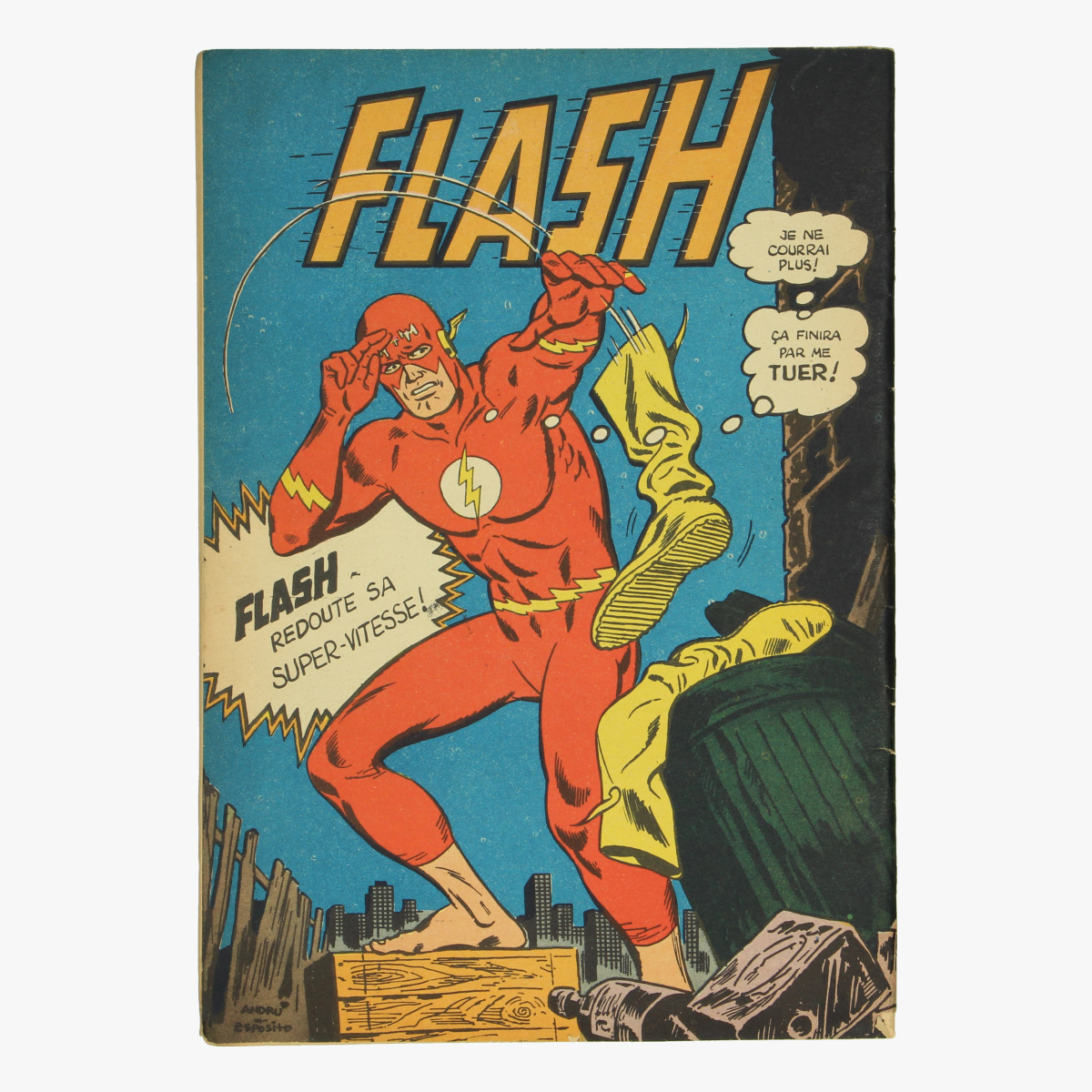 Afbeeldingen van Superman Nr.22 1969 Stripverhalen