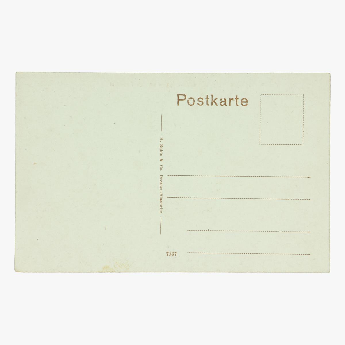 Afbeeldingen van Duitse postkaart Bad KIssingen