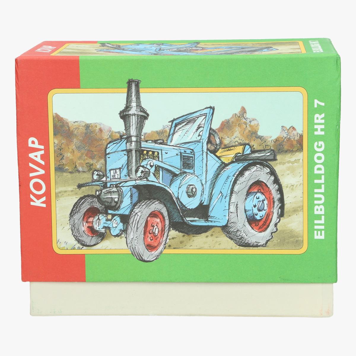 Afbeeldingen van diecast tractor 1:25 metaal repro
