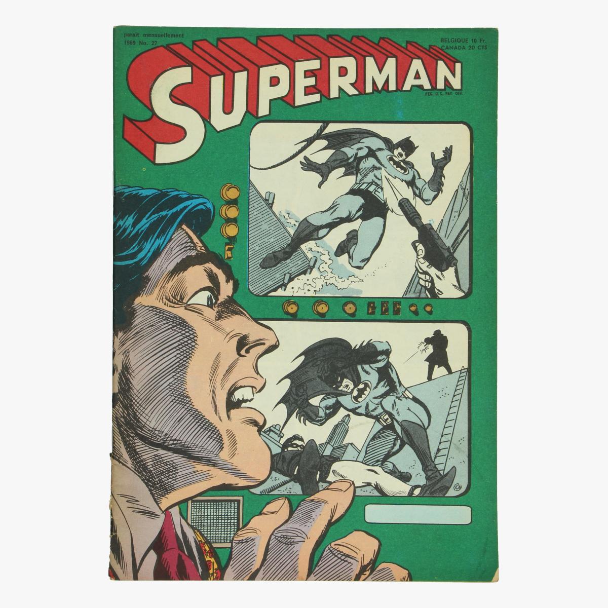 Afbeeldingen van Superman Nr.27 - Comic1969