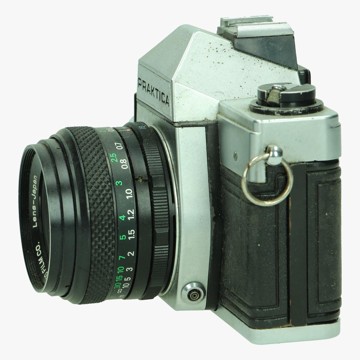 Afbeeldingen van fotocamera praktica mtl 5