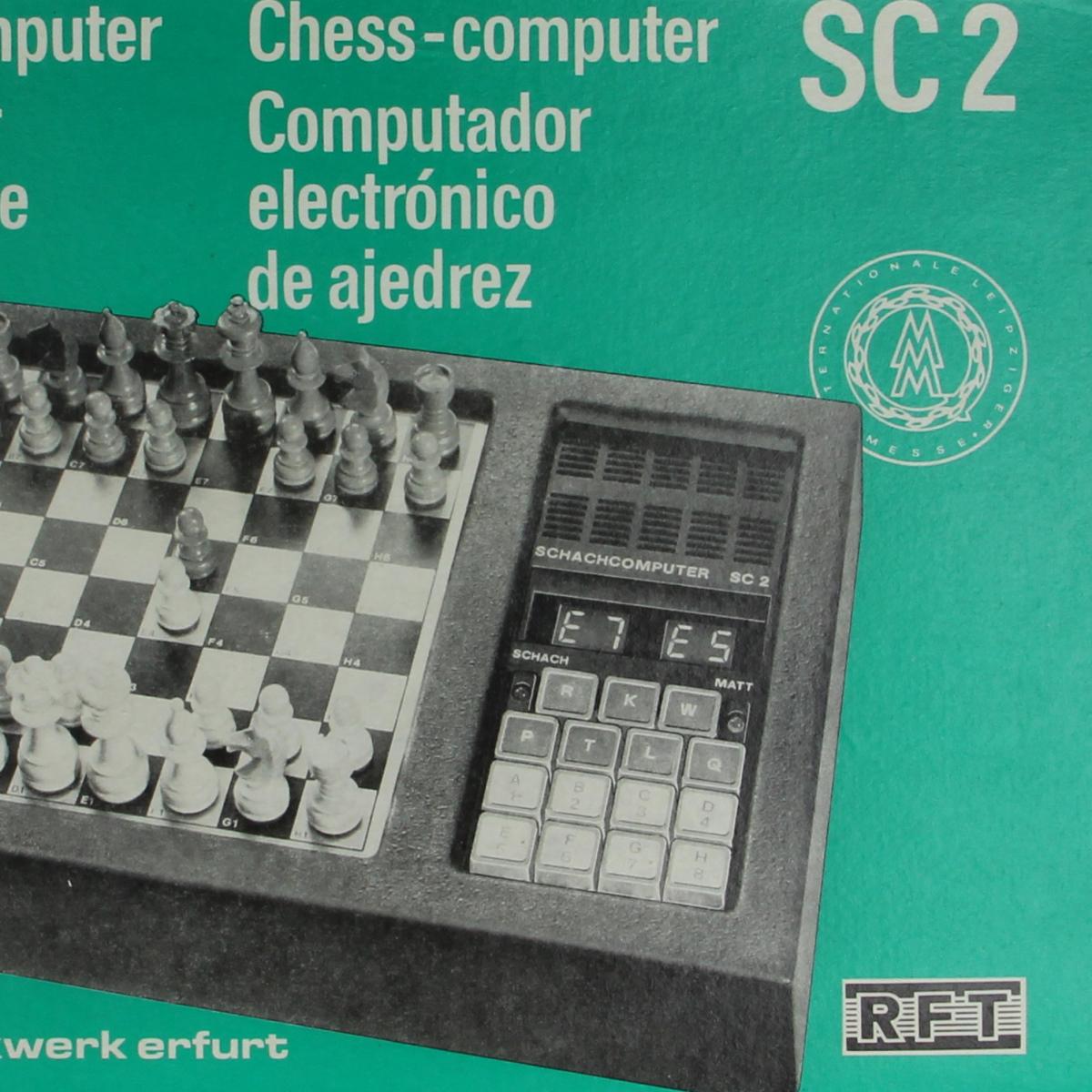 Afbeeldingen van Schaakcomputer SC2 G5002.500
