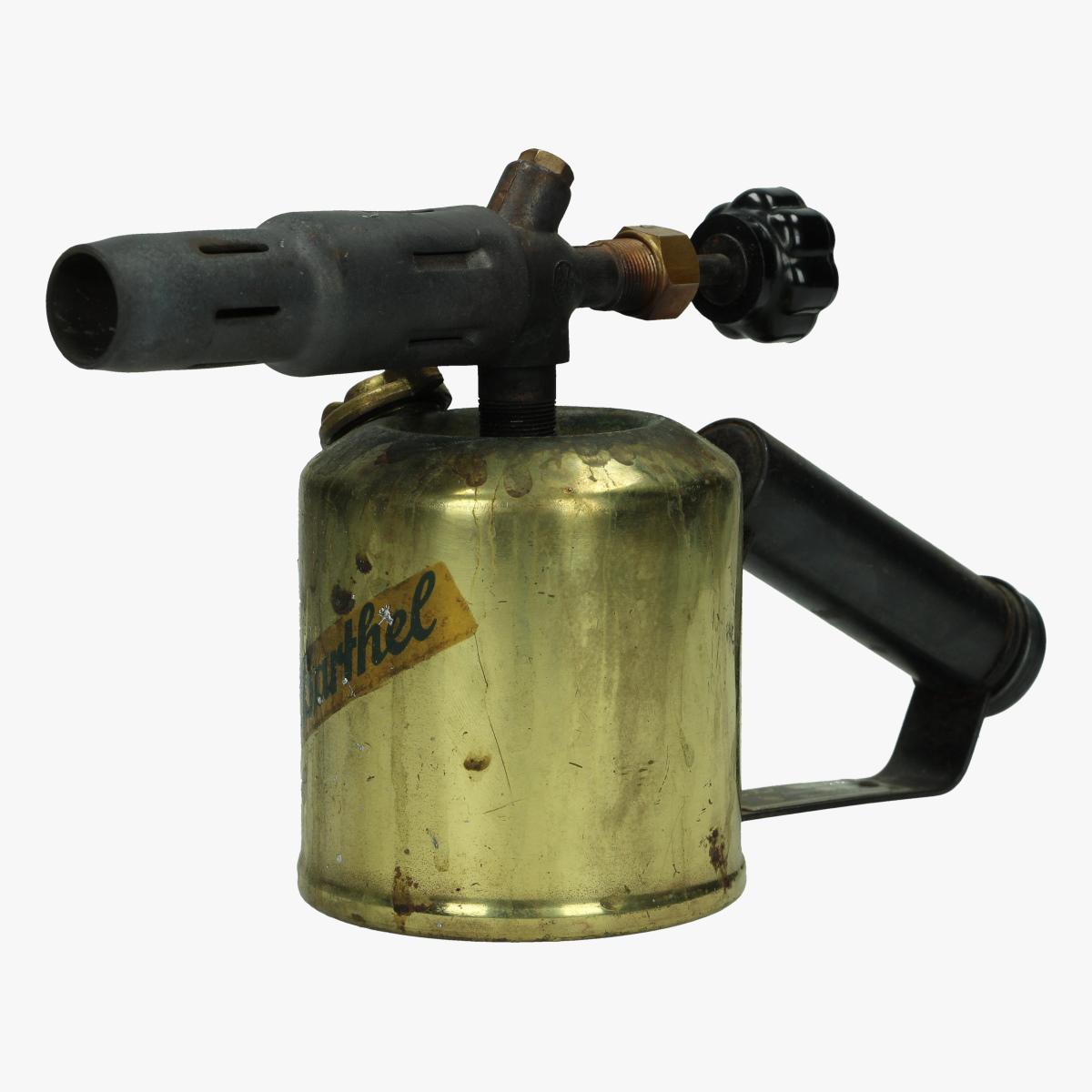 Afbeeldingen van oude gasbrander made in germany 1970 barthel