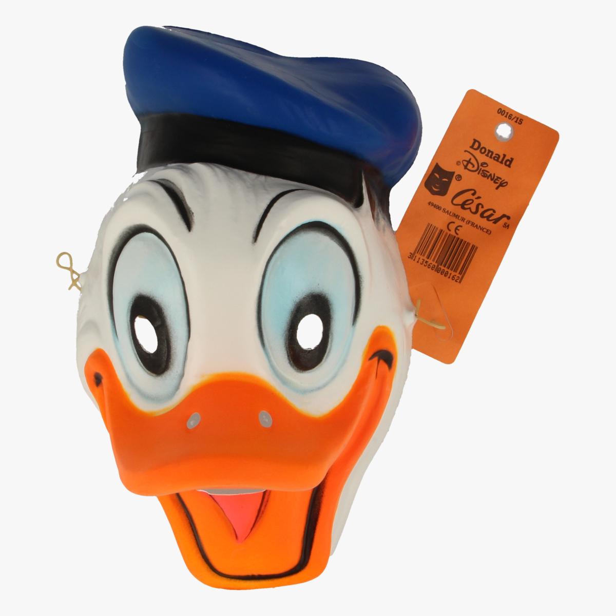 Afbeeldingen van Masker carnaval Donald