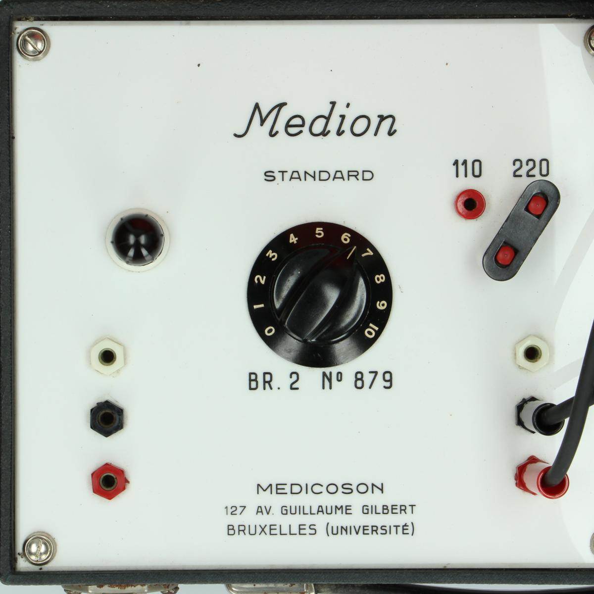 Afbeeldingen van Medisch toestel Medicoson Medion Standard
