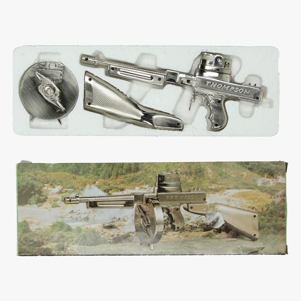 Afbeeldingen van oude aansteker thompson