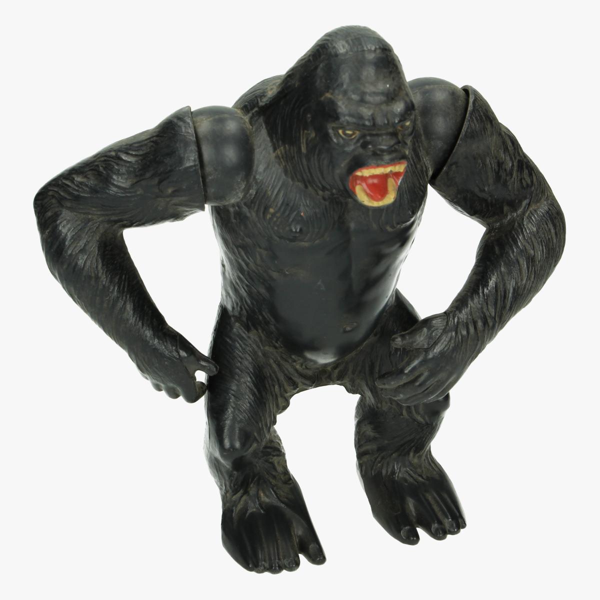 Afbeeldingen van Mechanische gorilla. Mattel 1973