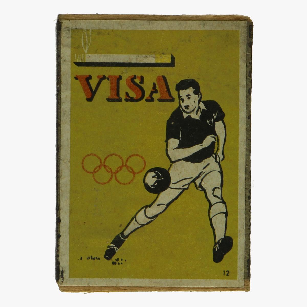Afbeeldingen van lucifers visa voetbal olympische spelen