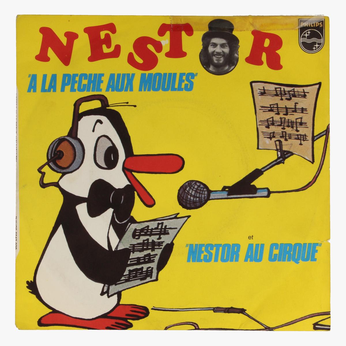 Afbeeldingen van Nestor A la peche aux moules et nestor au cirque