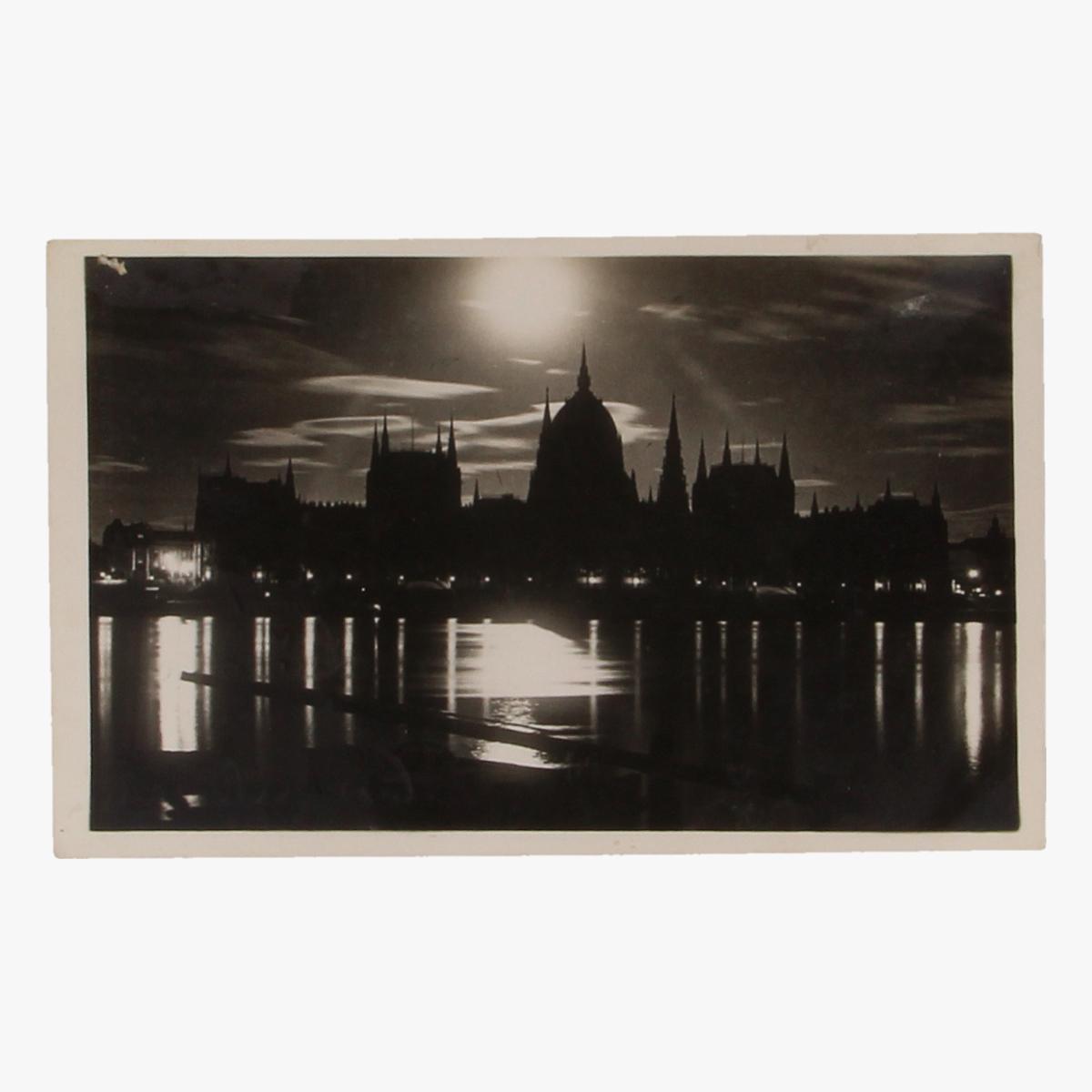 Afbeeldingen van Postkaart Budapest