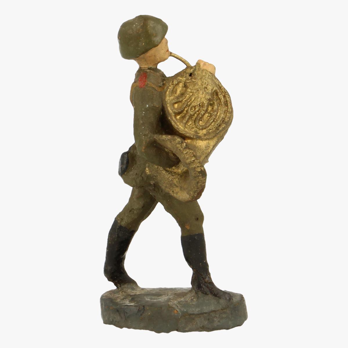 Afbeeldingen van elastolin soldaatje durolin