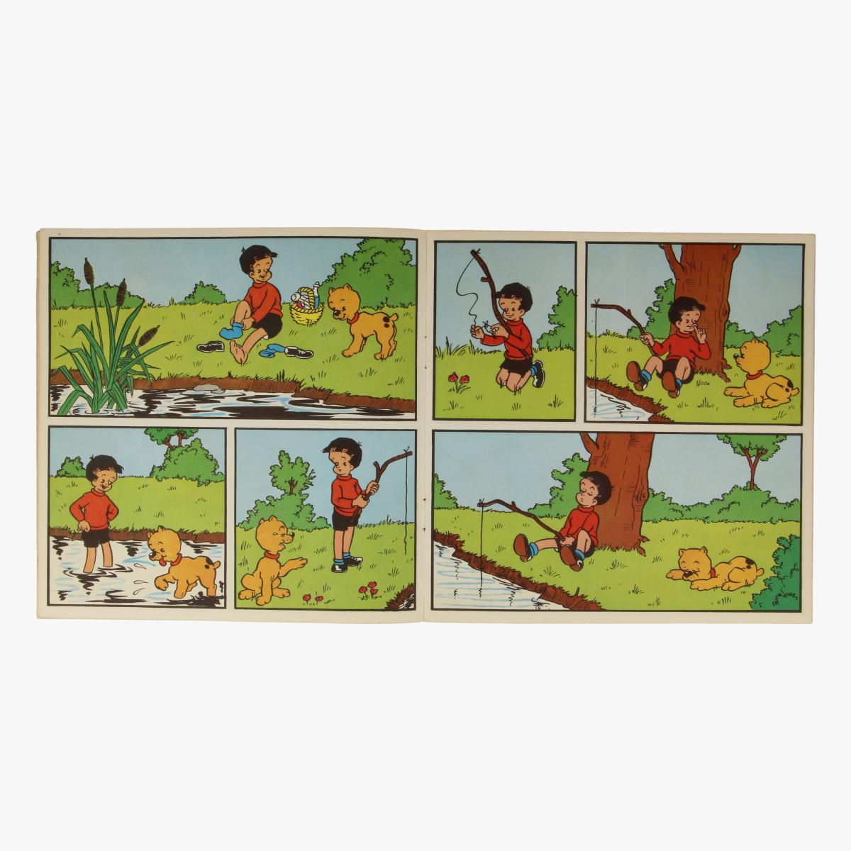 Afbeeldingen van kleine LP Rikske en Fikske nr 2