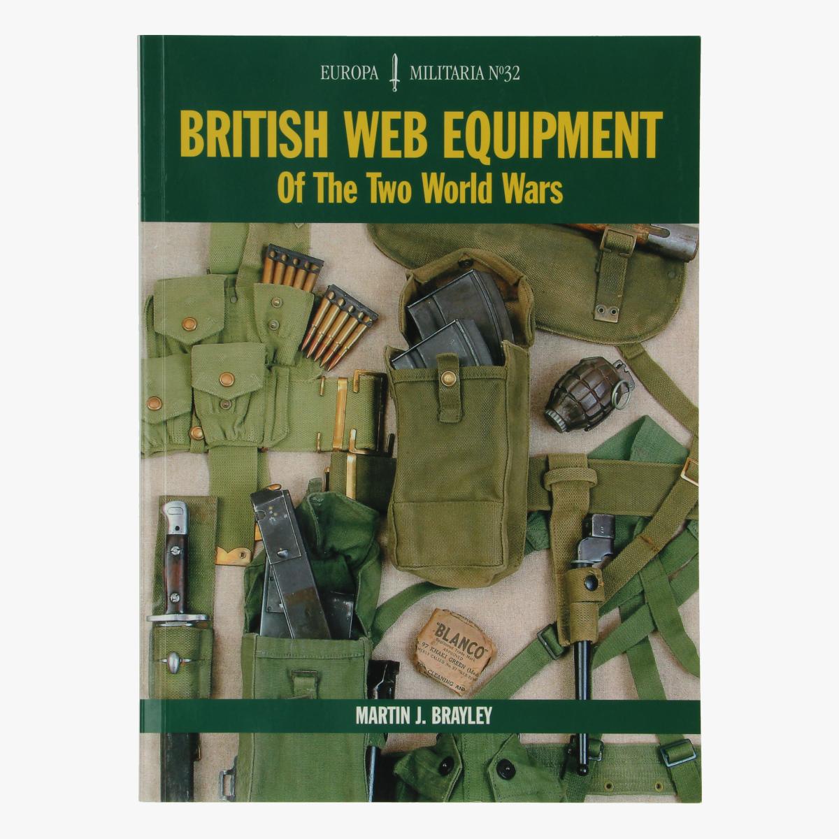 Afbeeldingen van British Web Equipment