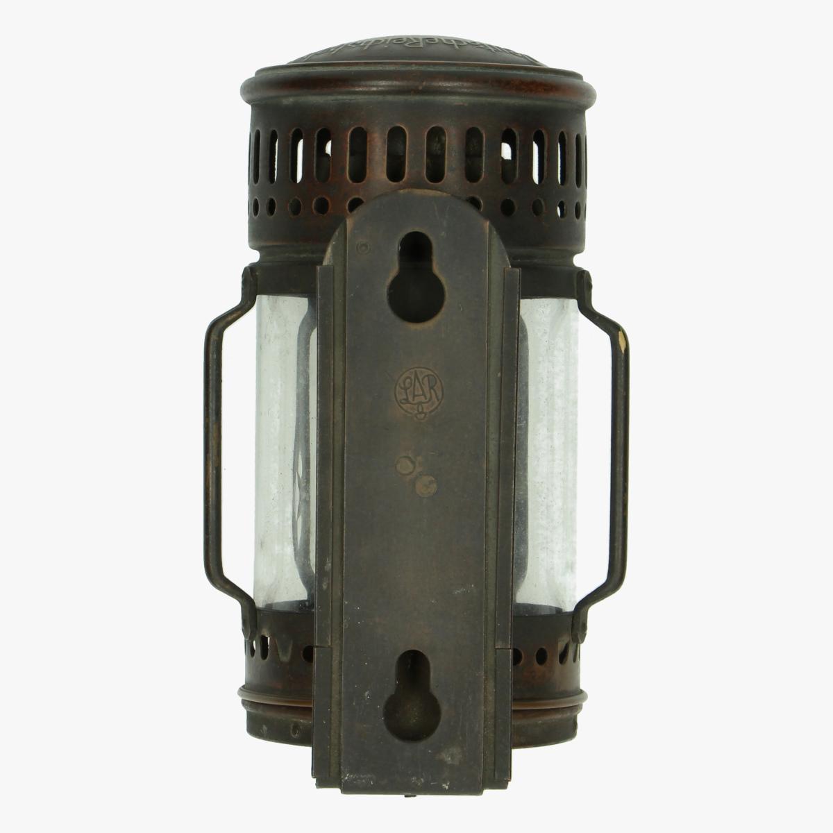 Afbeeldingen van Lamp Deutsche Reichsbahn Gesellschaft LAR 1920-1937
