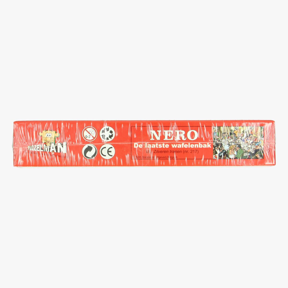 Afbeeldingen van Püzzel Nero de laatste wafelenbak