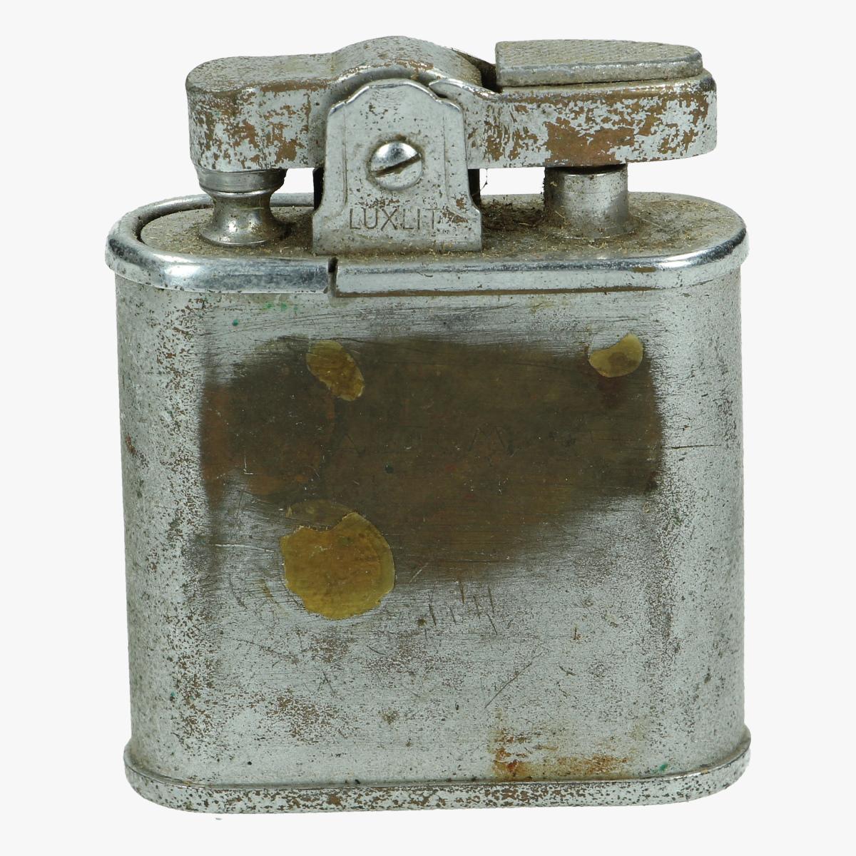 Afbeeldingen van oude aansteker luxit