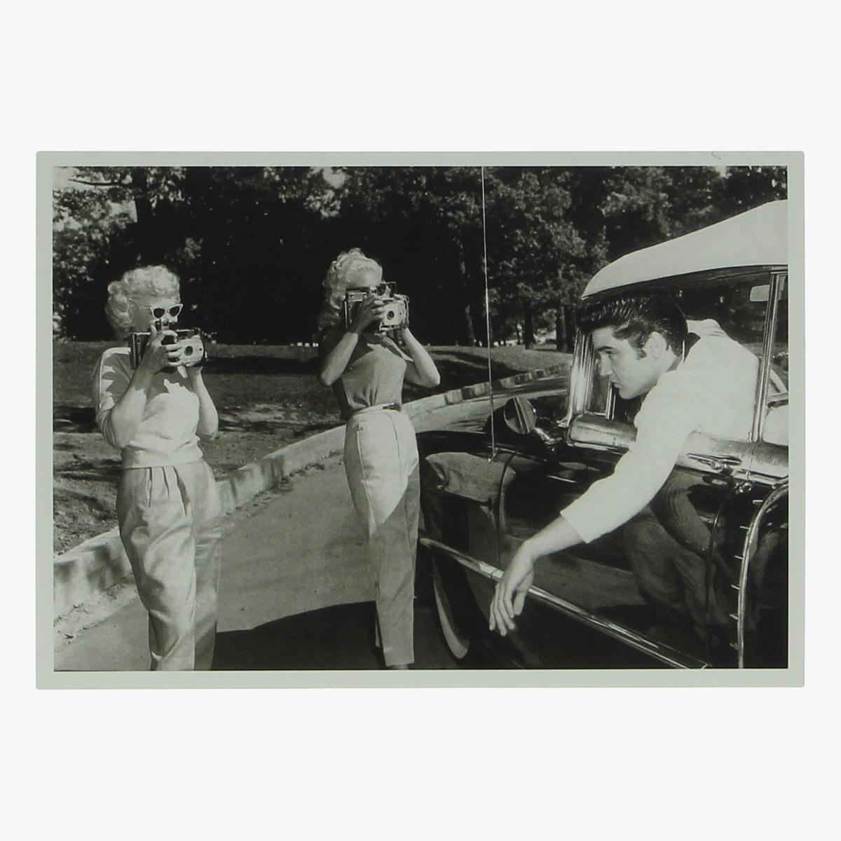 Afbeeldingen van postkaart elvis repro