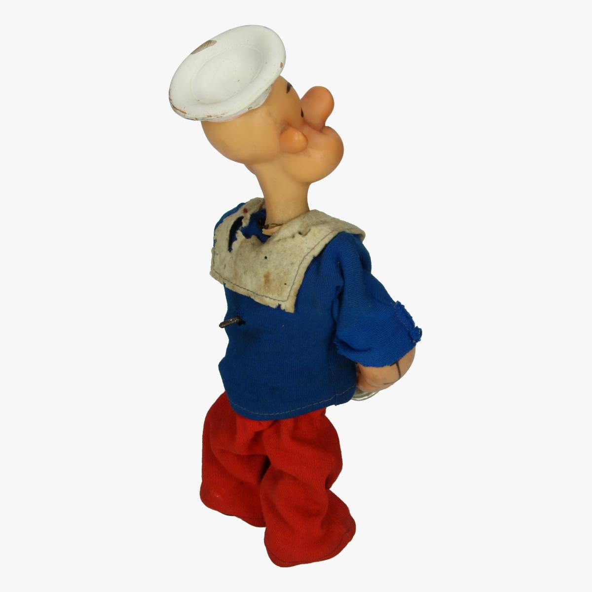 Afbeeldingen van Popeye opwindpop 1967 K.F.S.