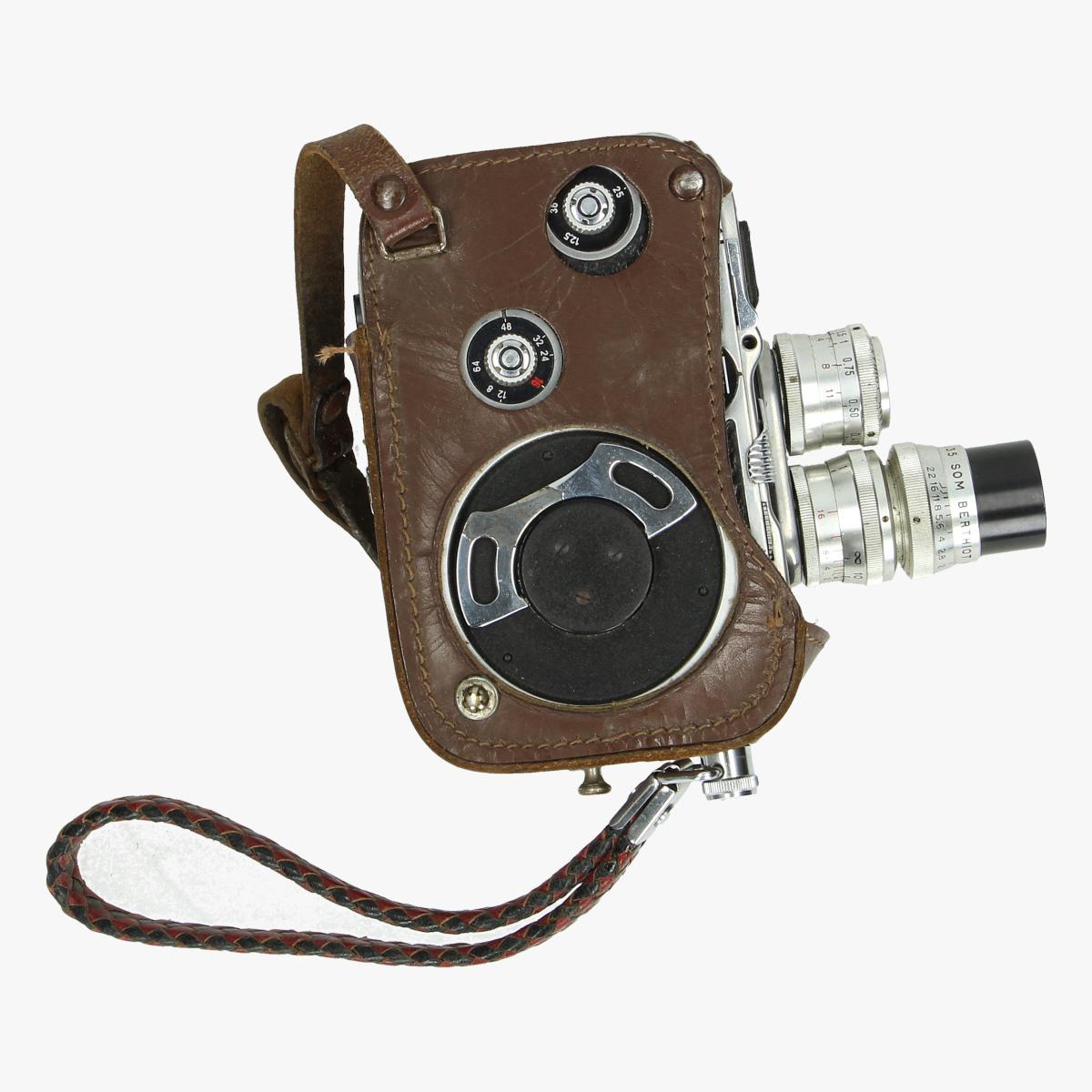 Afbeeldingen van videocamera PALLARD BOLEX MET POCHE