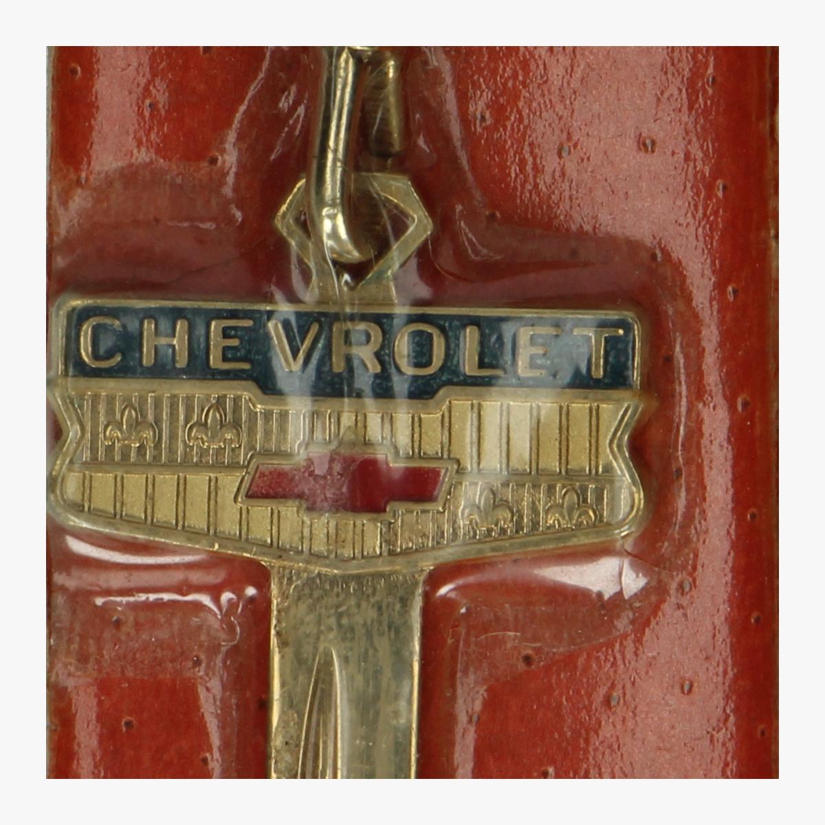 Afbeeldingen van Chevrolet reserve sleutel