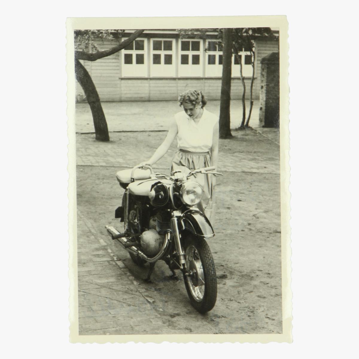Afbeeldingen van Foto moto 1958