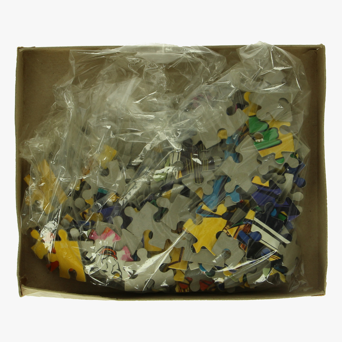 Afbeeldingen van puzzel batman 1977 made in engeland