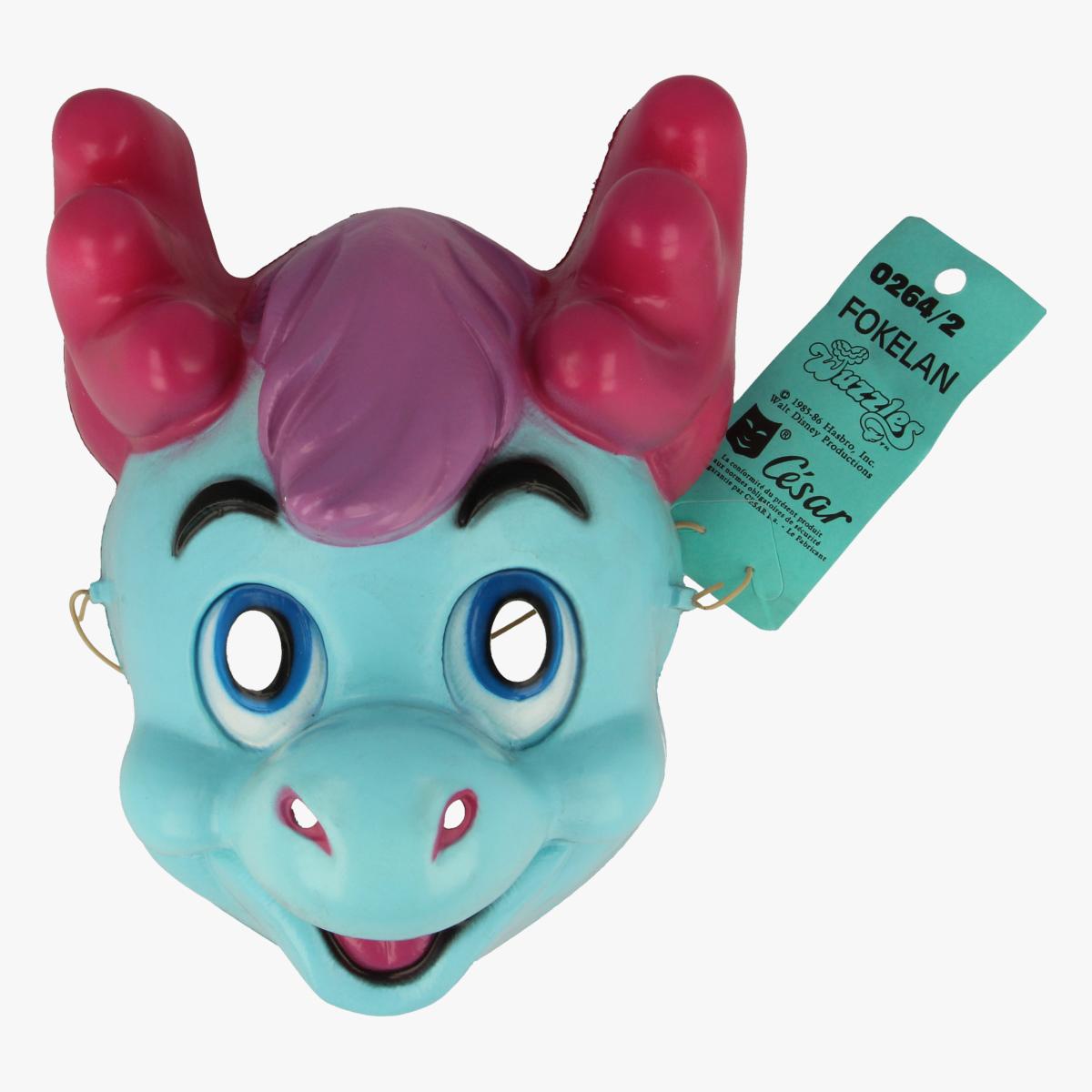 Afbeeldingen van Masker carnaval Fokelan