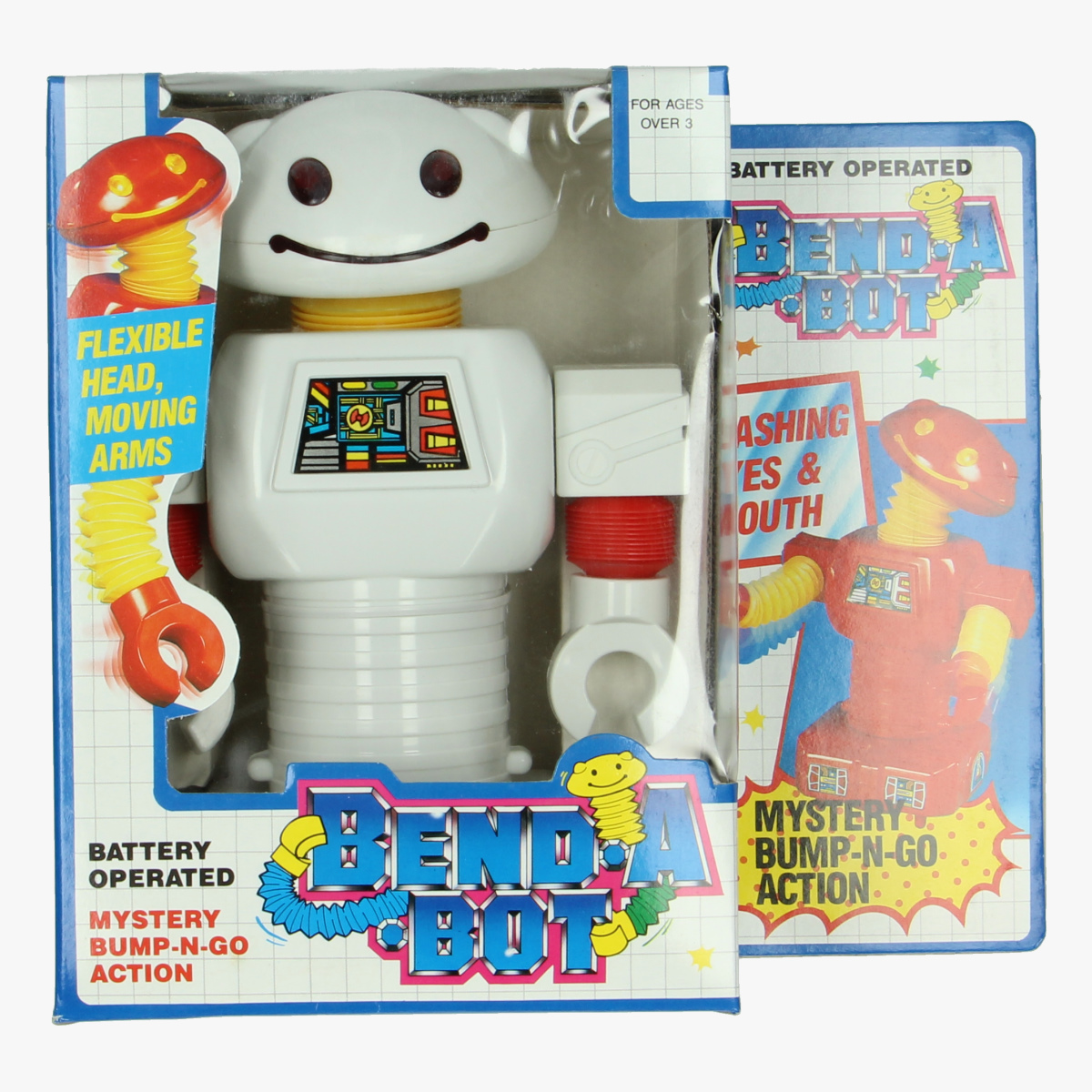 Afbeeldingen van benda bot space bot