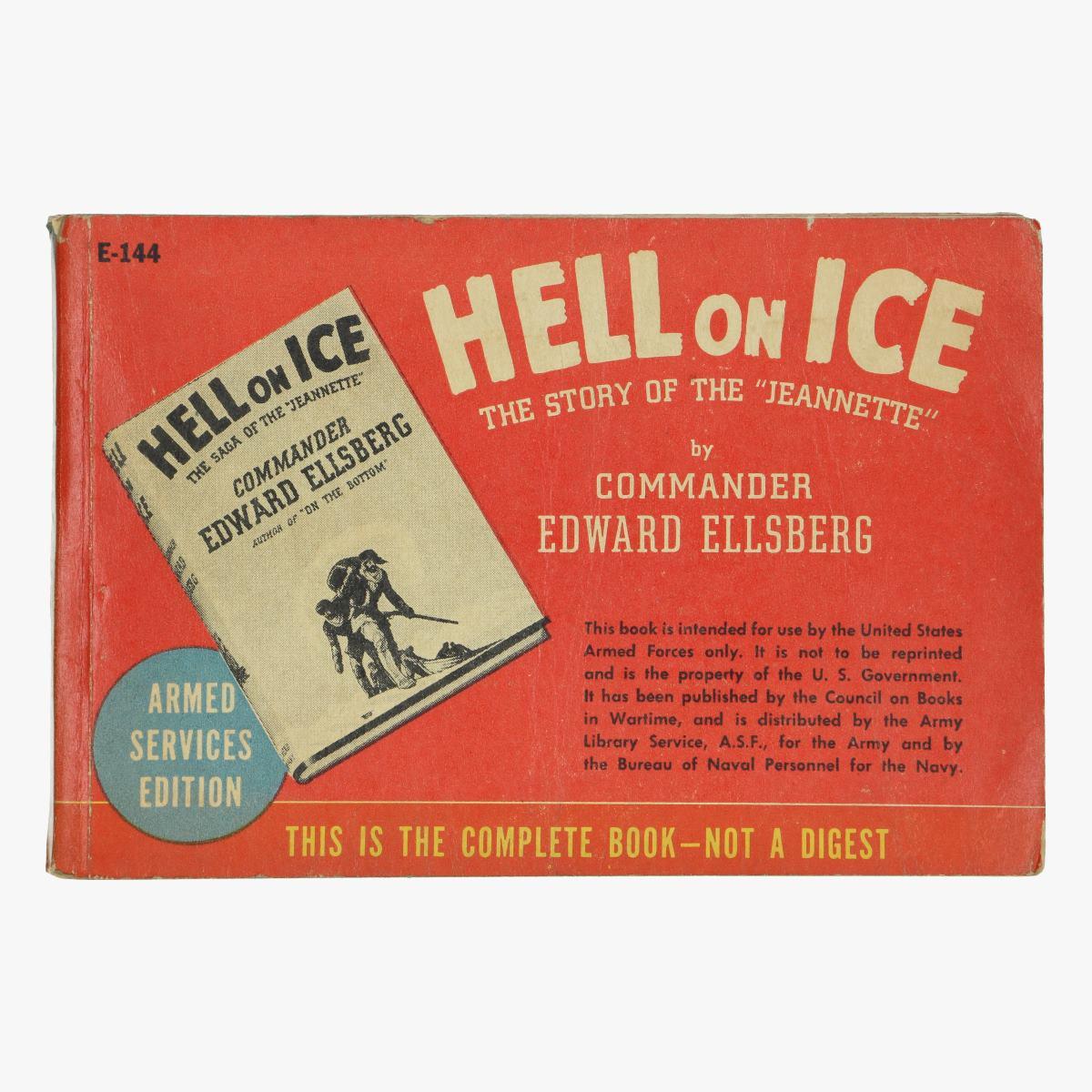 Afbeeldingen van hell on ice the story of the jeannette by commander edward ellsberg