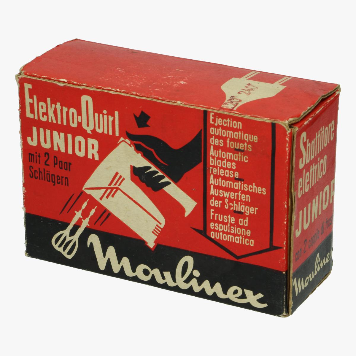 Afbeeldingen van Moulinex junior mixer