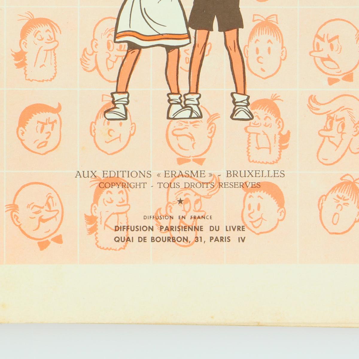 Afbeeldingen van Bob et Bobette La tombe hindoue