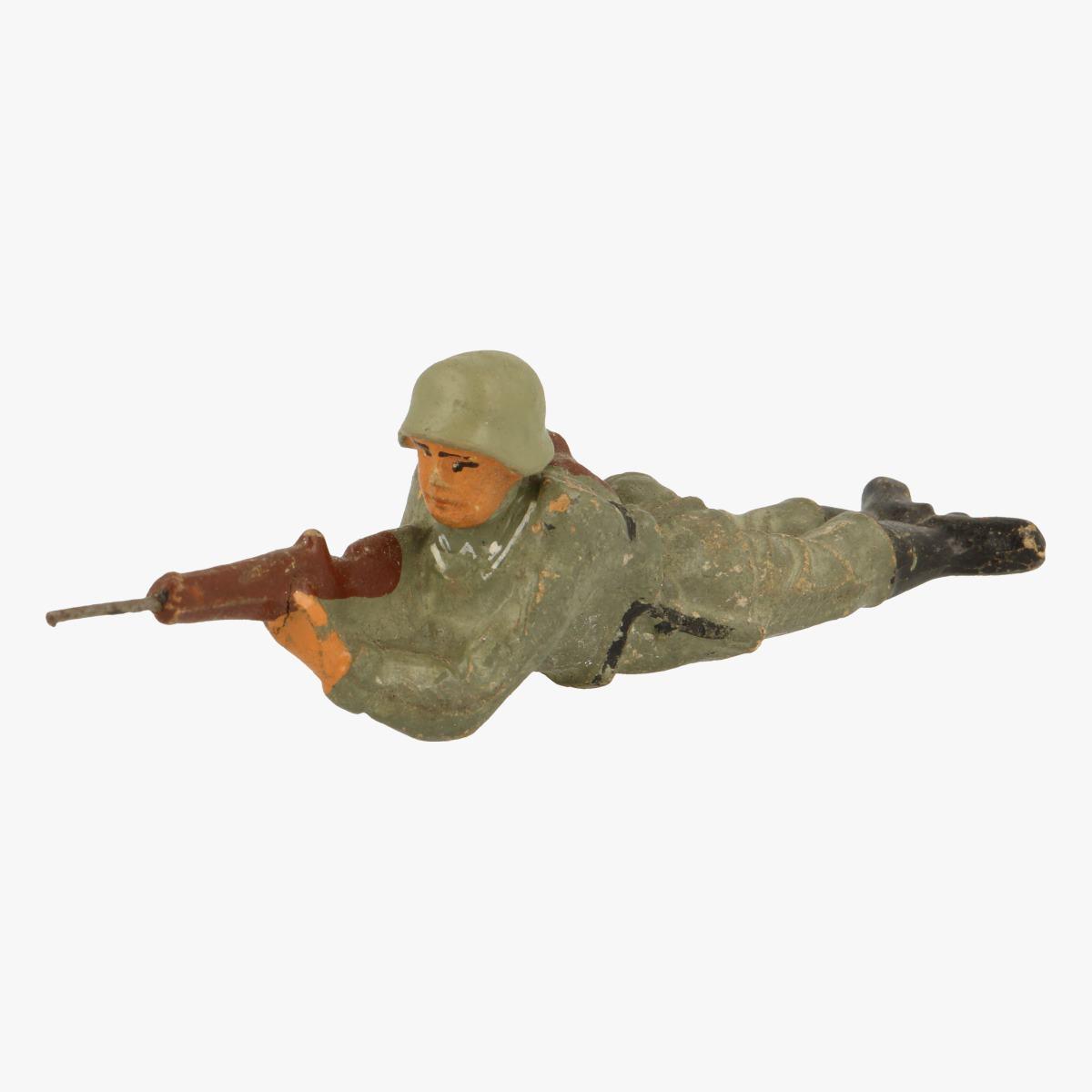 Afbeeldingen van elastolin soldaatjes