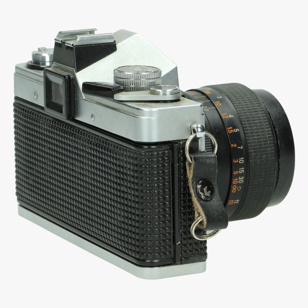 Afbeeldingen van fotocamera PRAKTICA SUPER TL 1000 pentacon made in Germany democratic republic