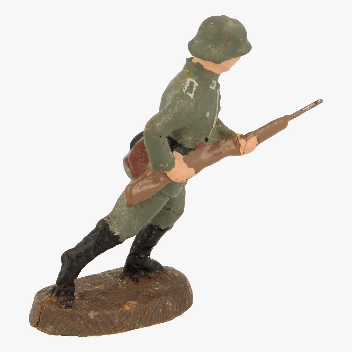 Afbeeldingen van elastolin soldaatjes fabr: elastolin