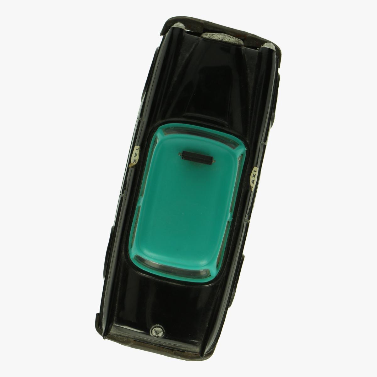 Afbeeldingen van Speelgoed auto Mercedes taxi