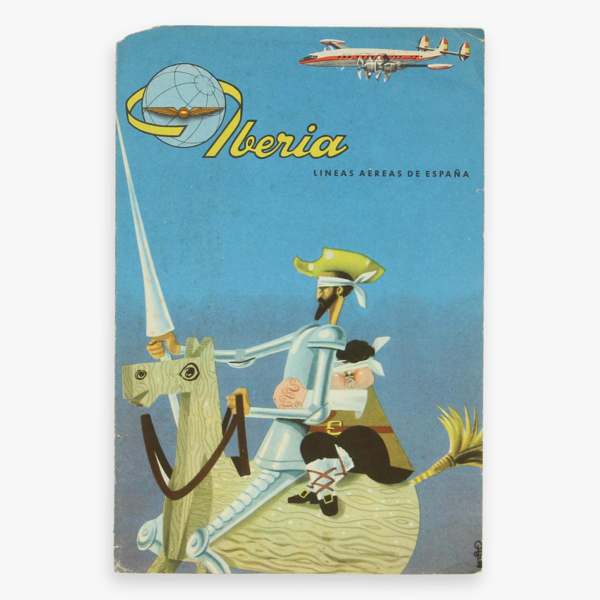 Afbeeldingen van luchtvaartmaatschappij iberia lineas aereas de espana