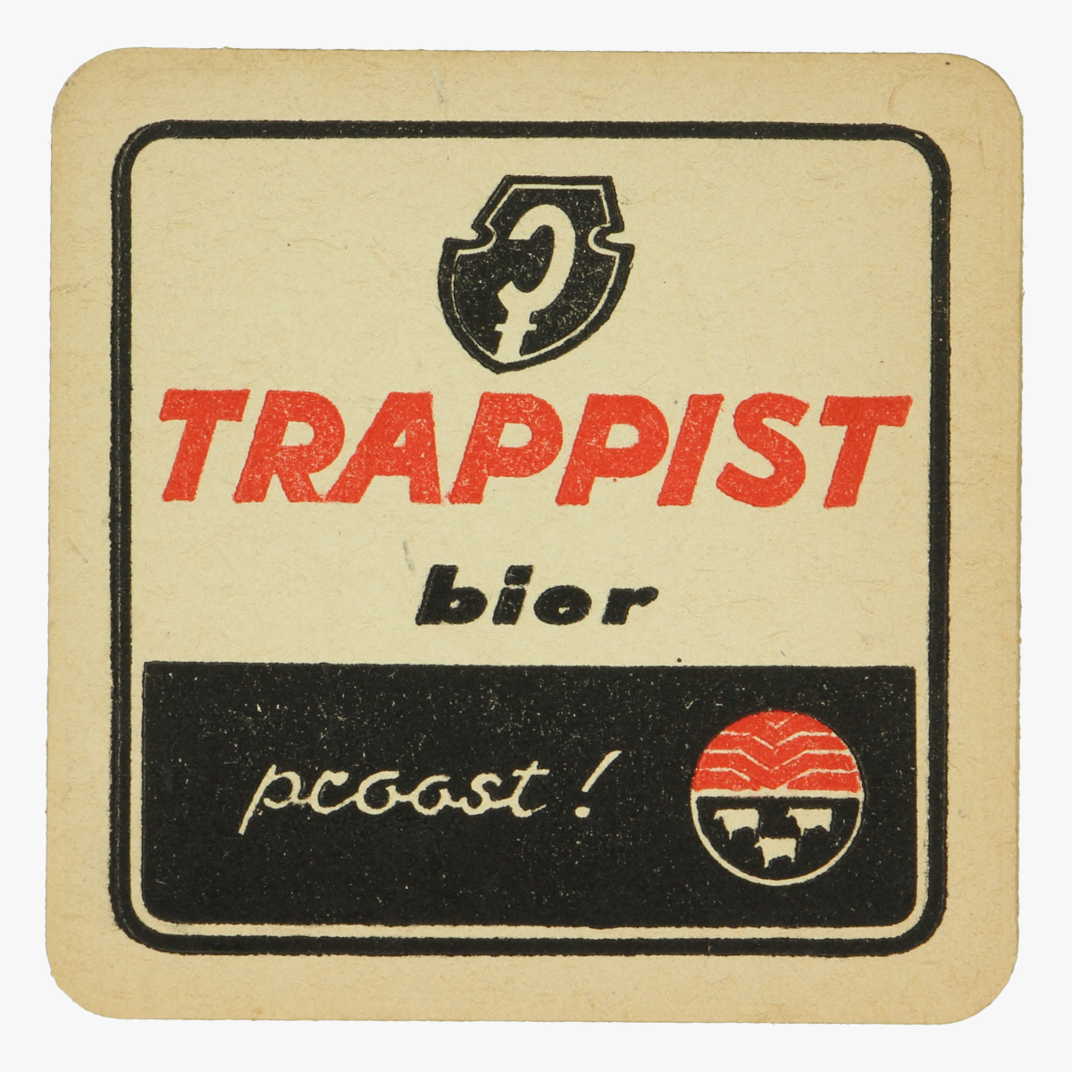 Afbeeldingen van Trappist bier bierkaartke