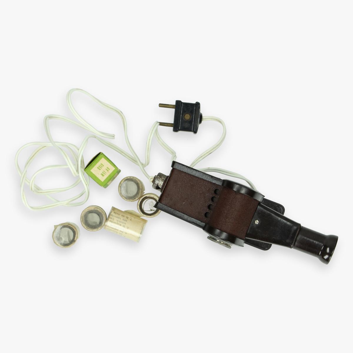 Afbeeldingen van 8mm portable projector - rare - made in japan - motor drivve 90107 zeer zeldzaam zeer goede staat
