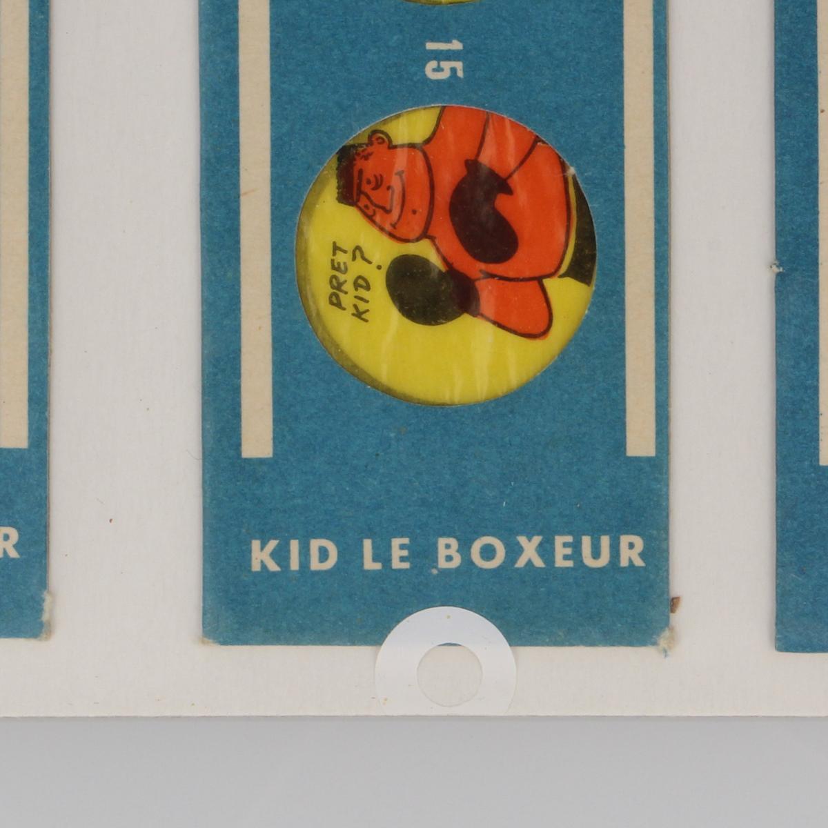Afbeeldingen van Cinébana - Kid le boxeur
