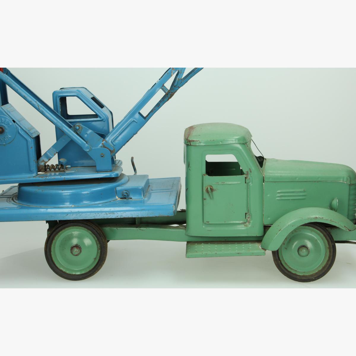 Afbeeldingen van grote blikken takelwagen USSR jaren 50