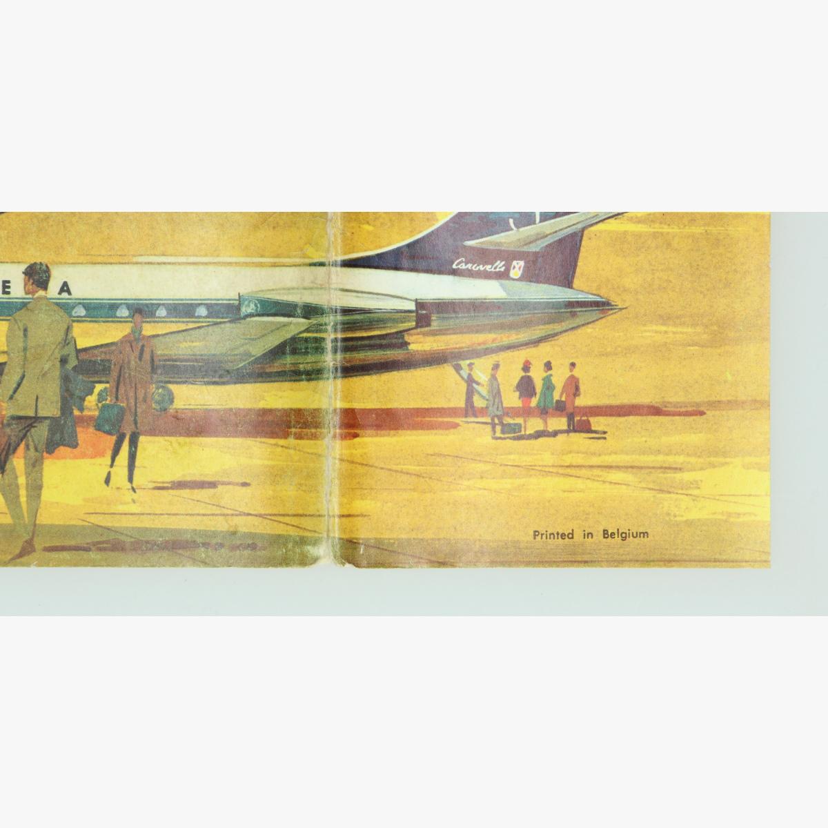 Afbeeldingen van sabena kaftpapier