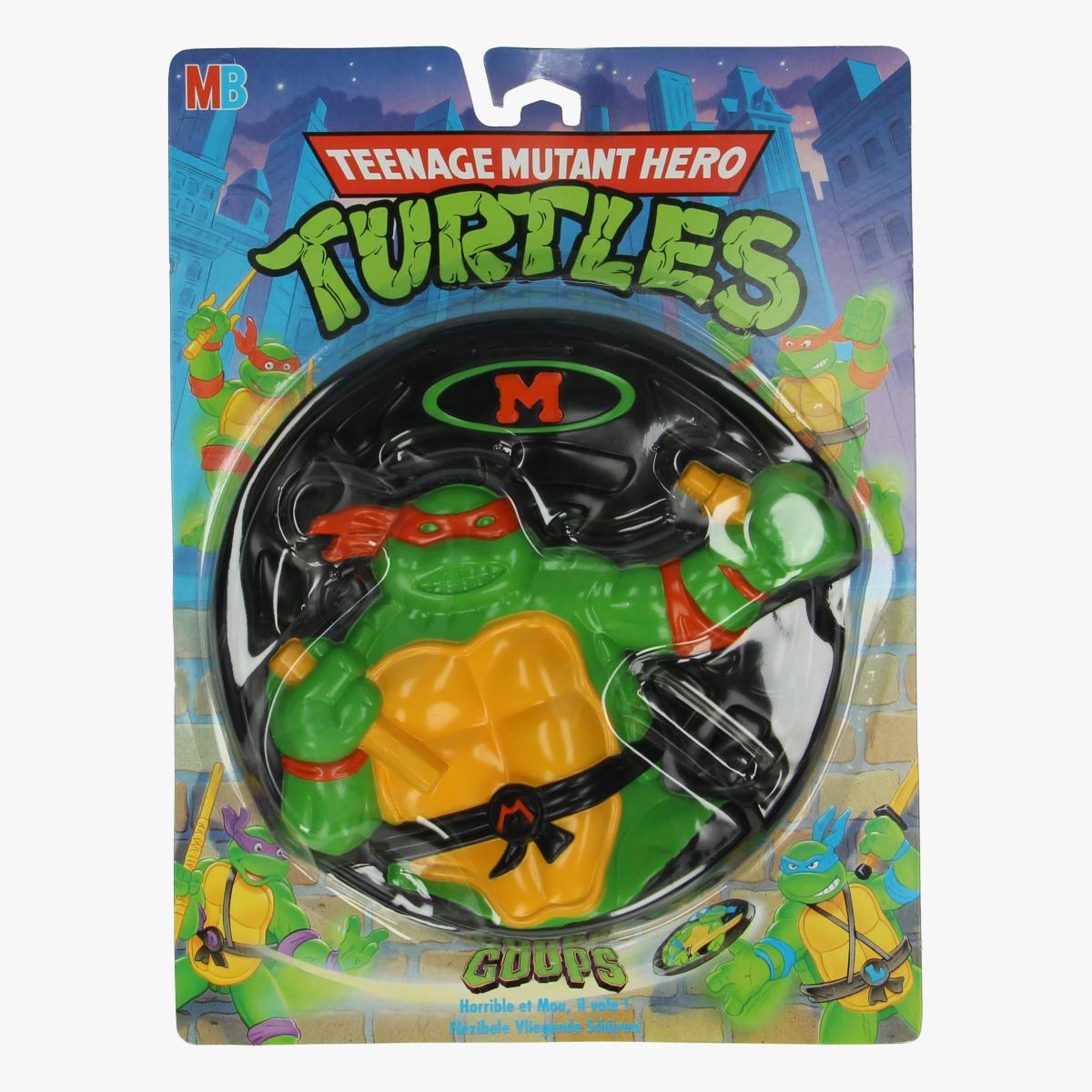 Afbeeldingen van Teenage mutant hero Turtles frisbee Michaelangelo