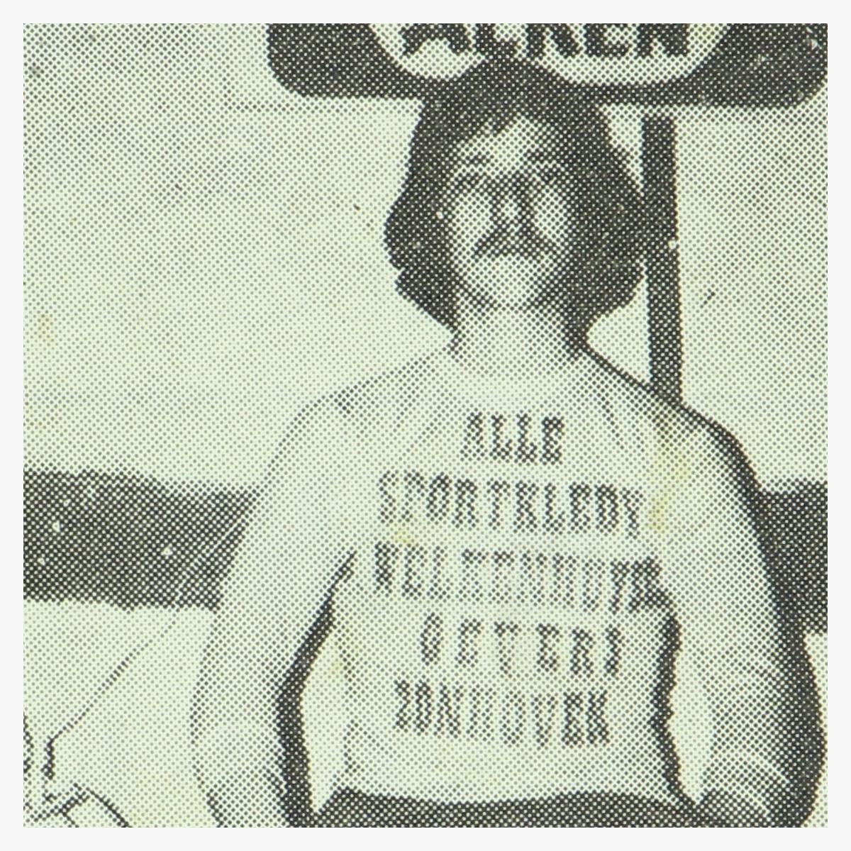 Afbeeldingen van Recordpoging paalzitten 7/02/1976
