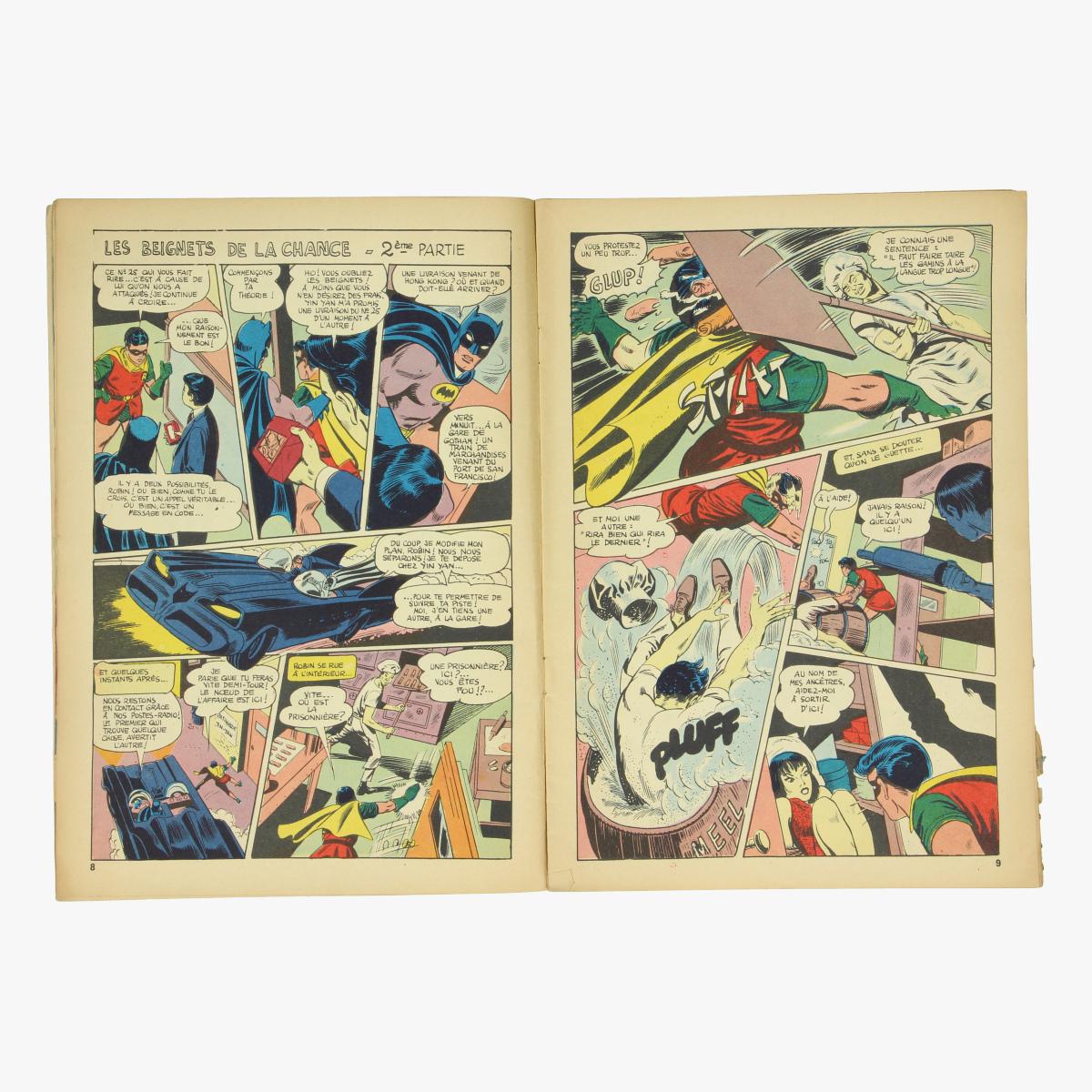 Afbeeldingen van Superman et Batman.1969 Nr. 23 Stripverhalen