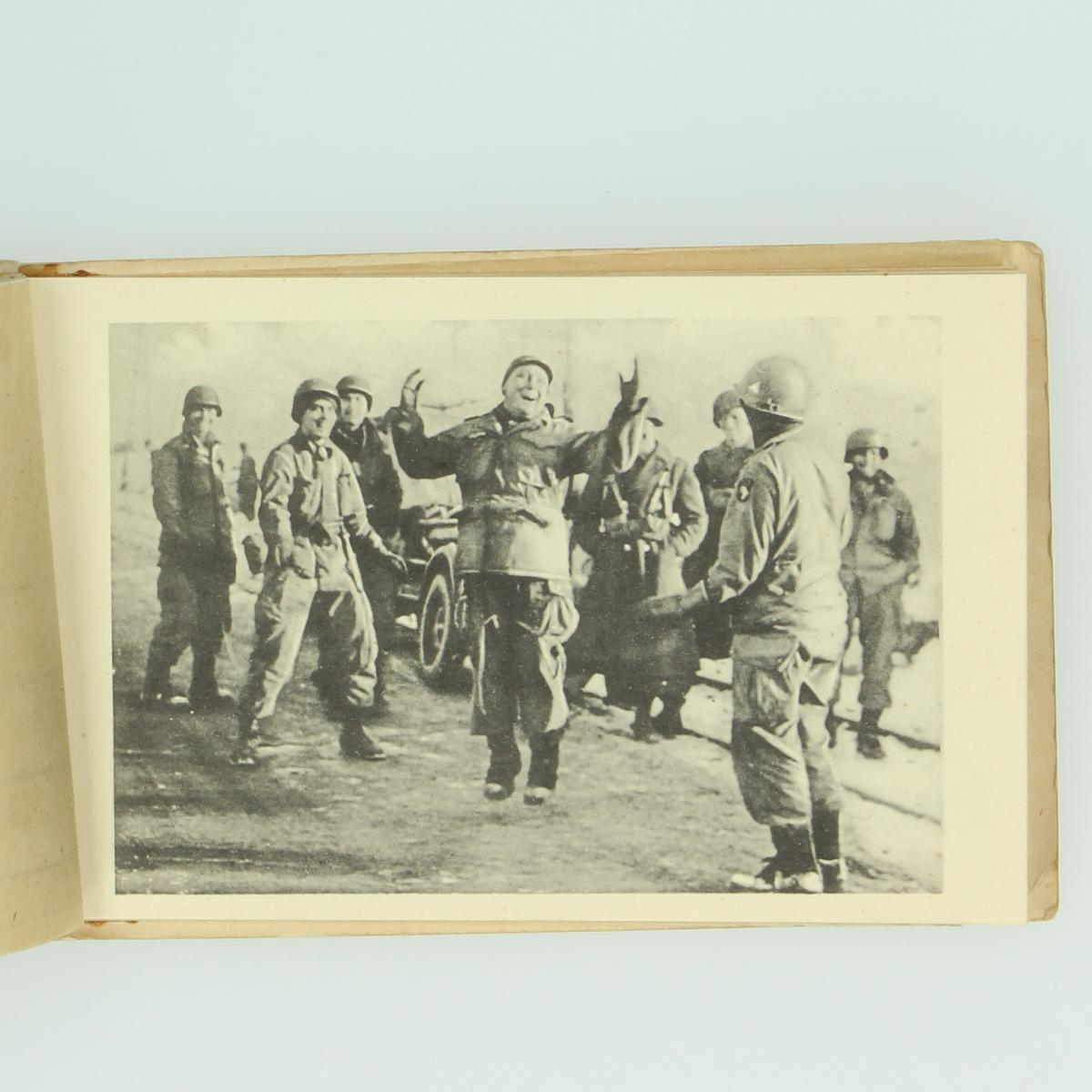 Afbeeldingen van La bataille de Bastogne serie 1