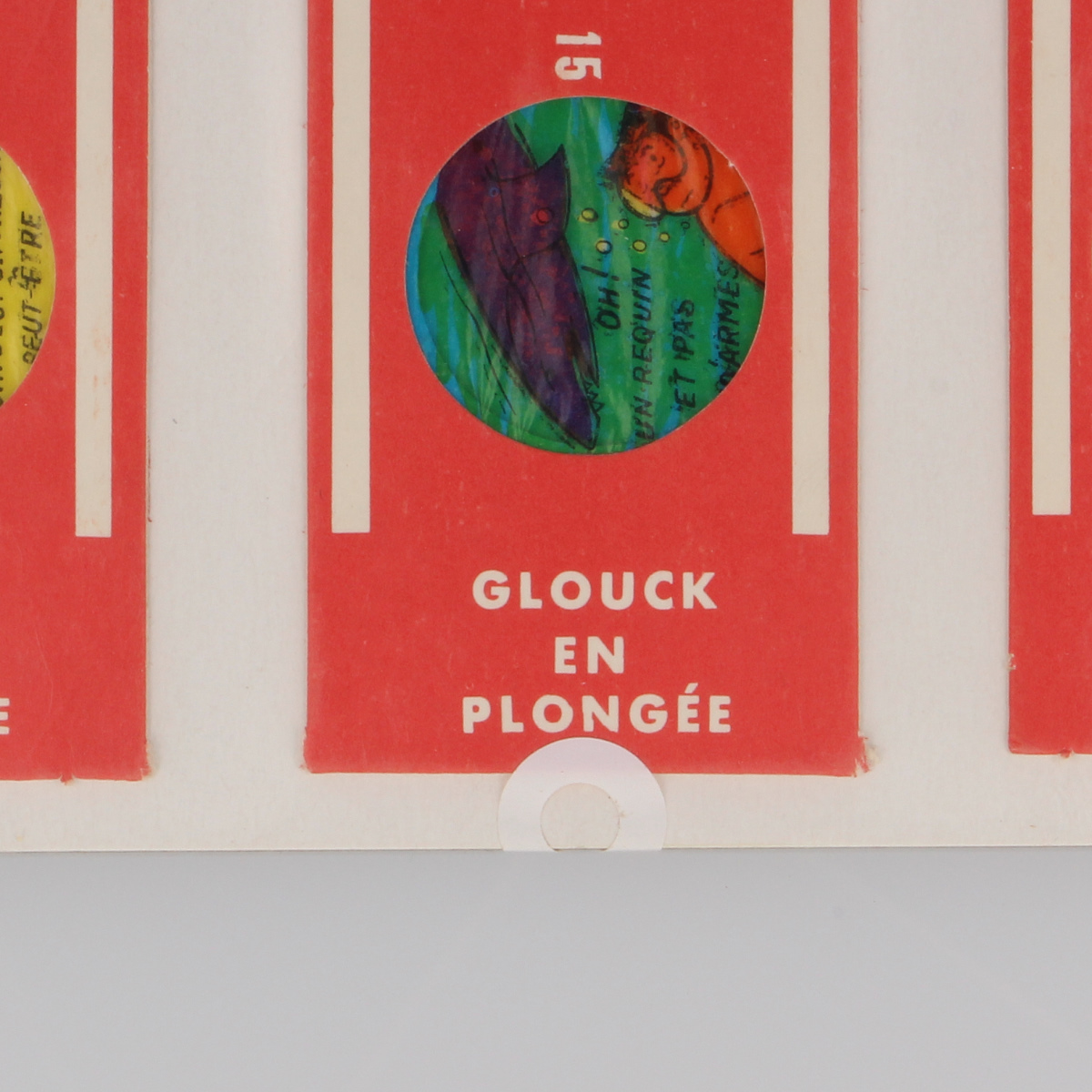 Afbeeldingen van Cinébana - Glouck en plongée